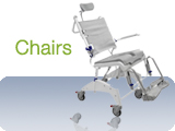Shower Commode Wheelchairs