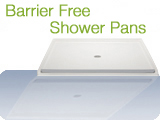 Best Bath Shower Pans Walk In Accessible Design