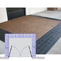 SafePath EntryLevel Landing Commercial Threshold Ramp Three Sided