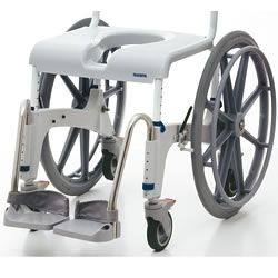 Ocean SP Shower Chair Wheel Conversion Kit