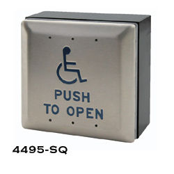 Power Access Automatic Door Opener Squa