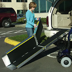 TRIFOLD Wheelchair Ramp Advantage Series