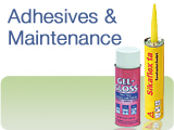 Adhesives & Maintenance
