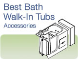 Best Bath Walk-In Bathtub Accessories