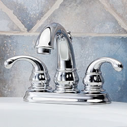 ADA Faucet for persons with disabilities