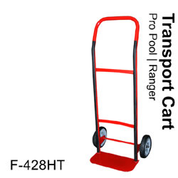 Pro Pool Ranger Pathfinder Lift Transport Cart F-428HT