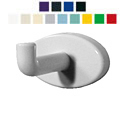Nylon Single, Long Towel Hook