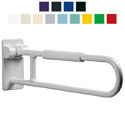 Ponte Giulio Maxima Folding and Rotating Grab Bar with Armrest