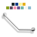 Ponte Giulio New Pastello 135° Angled Colored Grab Bar