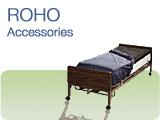 Roho mattress cover, contour base and solid seat insert.