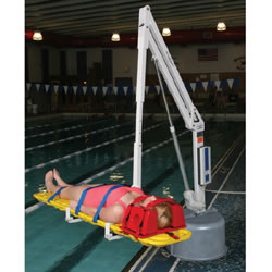 Revolution Pool Lift Spine Board Attachment F-734RSA