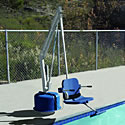 Titan 600 Pool Lift ADA Compliant Heavy Duty Poollift