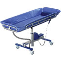 Concerto Height Adjustable Shower Trolley