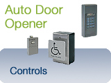 Power Access Auto Door Opener Companion Controls