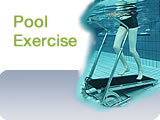 Pool Exercise Aquatic Bike Water Tread Mill Tidalwave