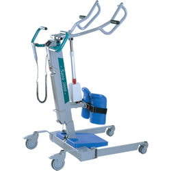 Sara 3000 Standing and Raising Aid Floor Lift