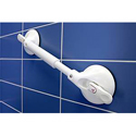 Mobeli Handi-Grip Telescoping Portable Grab Bar with Suction Indicator