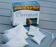 ahhNatural - The non-toxic hot tub solution