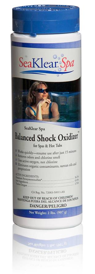 SEA-KLEAR  Chlorine-Free Shock LARGE