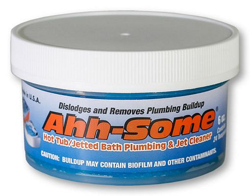 6 oz Ahh-Some Hot Tub/ Jetted Bath Plumbing & Jet Cleaner