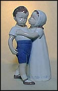 Love Refused, Bing & Grondahl Figurine #1614