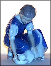 One Drop, Bing & Grondahl Figurine #1745