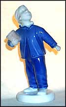 Who Is Calling, Bing & Grondahl Figurine #2251