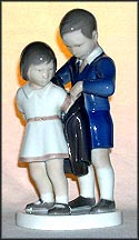 Young Gentleman, Bing & Grondahl Figurine #2312