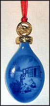 2007 Christmas In The Countryside, Bing & Grondahl Annual Ornament