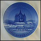 Kalundborg Church Collector Plate by Kjeld Bo Bonfils
