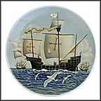 500th Anniversary Collector Plate