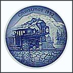 Coming Home For Christmas Collector Plate by Jack Woodson