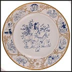 Hans Christian Andersen 1805-1875 Collector Plate