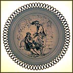 The Little Mermaid Collector Plate MAIN