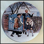 The Road To Virtuosity Collector Plate by Kurt Ard