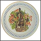Fledglings Collector Plate by Marilyn Leader