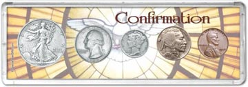 1936 Confirmation Coin Gift Set THUMBNAIL