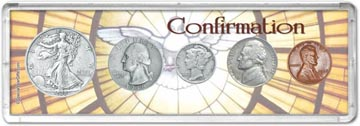 1938 Confirmation Coin Gift Set THUMBNAIL