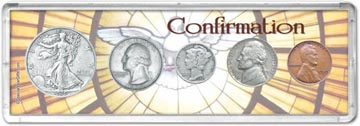 1939 Confirmation Coin Gift Set THUMBNAIL