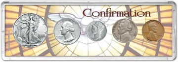 1940 Confirmation Coin Gift Set THUMBNAIL