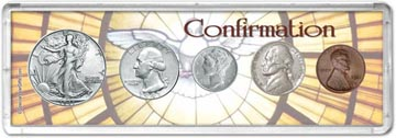 1941 Confirmation Coin Gift Set THUMBNAIL