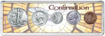 1942 Confirmation Coin Gift Set THUMBNAIL