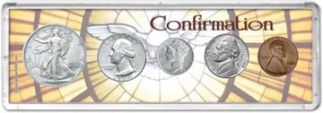 1944 Confirmation Coin Gift Set THUMBNAIL