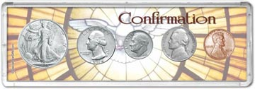 1946 Confirmation Coin Gift Set THUMBNAIL