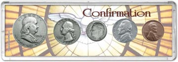 1949 Confirmation Coin Gift Set THUMBNAIL