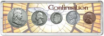 1953 Confirmation Coin Gift Set THUMBNAIL
