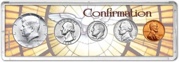 1966 Confirmation Coin Gift Set THUMBNAIL