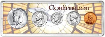 1967 Confirmation Coin Gift Set THUMBNAIL