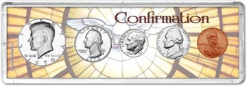 1970 Confirmation Coin Gift Set THUMBNAIL