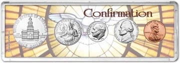1975 Confirmation Coin Gift Set THUMBNAIL